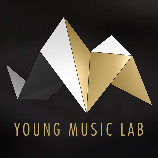 Young Music Lab Logo Dark