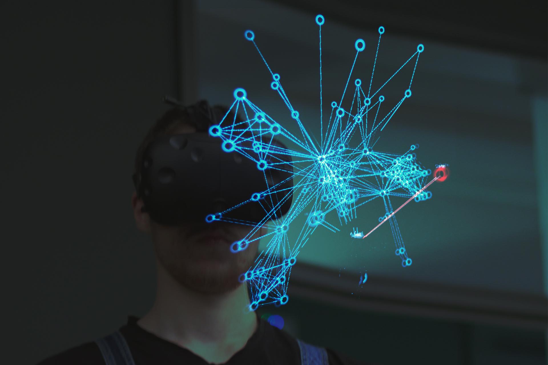 VR Graph Visualization